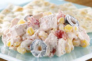 Tex-Mex Chicken Salad Image 1