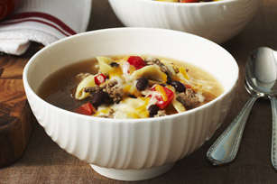 Tex-Mex Minestrone Recipe