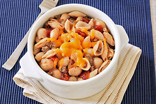 Tex-Mex Shells and Cheese Image 1