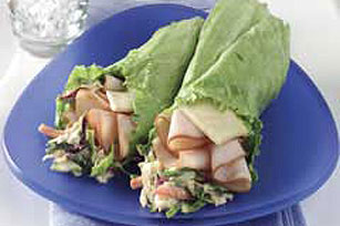 Turkey Thai Lettuce Wrap