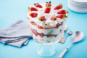 The Amazing JELL-O Trifle