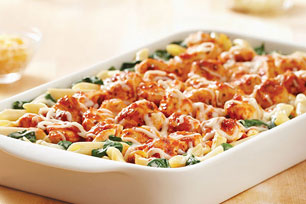Cheesy Chicken Florentine Image 1