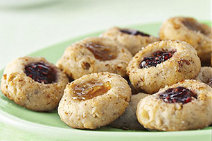 Thumbprint Cookies Image 1