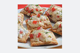 Toasted 2-Cheese Confetti Crackers Image 1