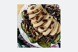 Toasted Pecan and Grilled Chicken Dijon Salad Image 1