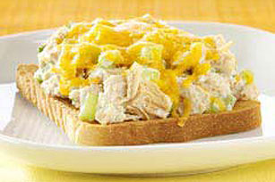 Toasted Tuna Melts Image 1