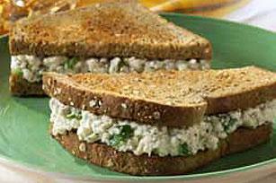 Tofu Salad Sandwich Image 1