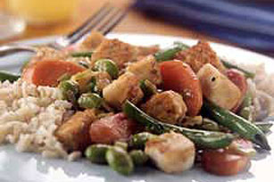 Tofu Stir-Fry Recipe Image 1