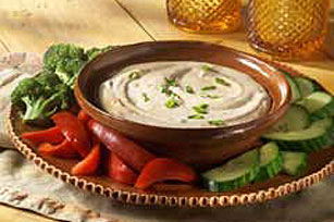 Tomato Balsamic Cheese Dip Image 1