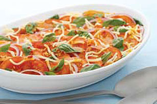 Tomato-Basil Salad Image 1