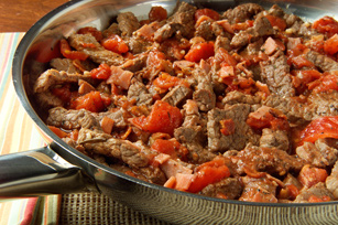 Tomato Beef Skillet Image 1