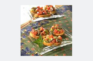 Tomato Bruschetta Dijon