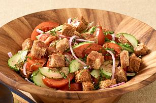 Tomato Wheat Bread Salad Image 1