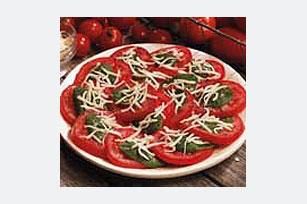Tomato & Spinach Vinaigrette Image 1