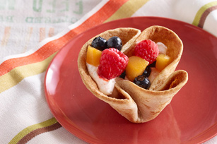 Tortilla Fruit Cups