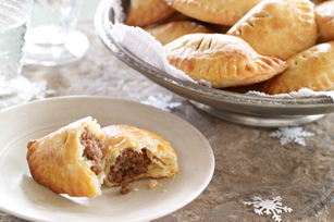 Tourtiere Mini Turnovers