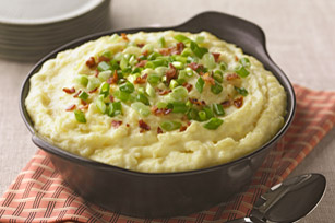 Make-Ahead Mashed Potatoes Image 1