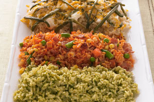 Trio Rice Medley