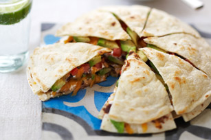 Triple-Decker Quesadilla