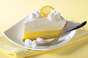 Triple-Layer Lemon Meringue Pie Image 1