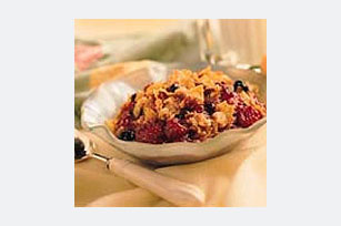 Triple Berry Crisp Image 1