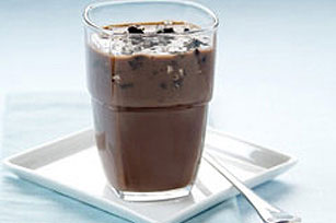 Triple-Chocolate Smash Milk Shake Image 1