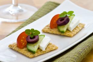 TRISCUIT à la salade grecque Image 1