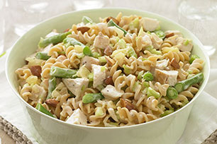 Tropical Chicken-Pasta Salad