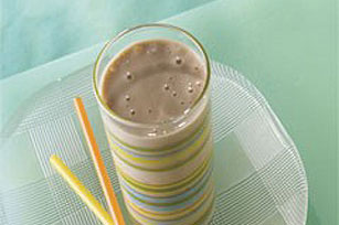 Batido tropical de café