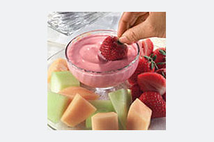 Strawberry-Kiwi Fruit Dip