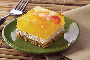 Tropical Layered Dessert