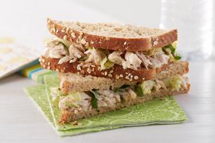 Sandwich César au thon Image 1