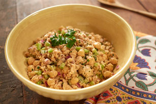 Tuna & Chickpea Salad