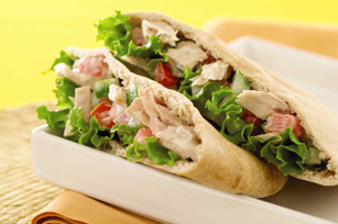 Healthy Living Sandwiches