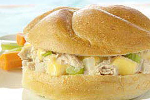 Tuna Melt Sandwiches Image 1