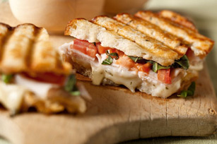 Turkey Bruschetta Panini Image 1