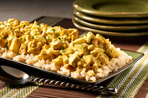 Turkey Curry with Cashews Image 1