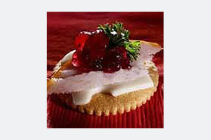 Turkey-Cranberry Topper Image 1