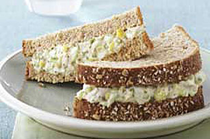 Turkey-Egg Salad Image 1
