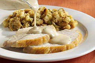 Turkey Gravy Dijon