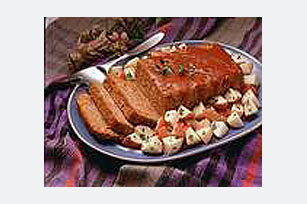 Turkey Meatloaf Image 1