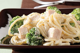 Turkey-Parmesan Casserole