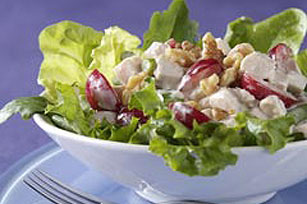 Turkey Salad with Cherries and Walnuts Image 1