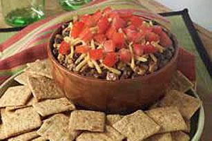 Turkey Taco Dip Image 1