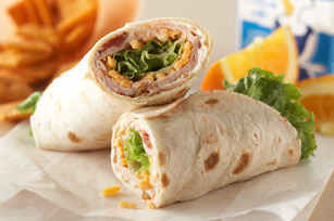 Turkey Tortilla Wrap