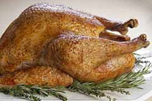 Turkey with Barbecue Spice Rub Image 1