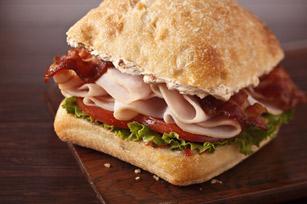 Tuscan Club Sandwich Image 1