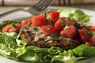 Tuscan Tomato Burgers Image 1