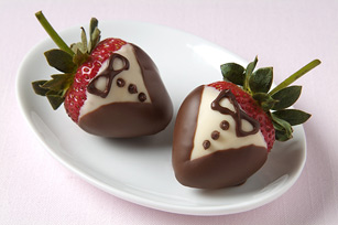 Tuxedo Strawberries Image 1