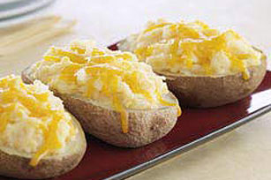 Twice-Baked Dijon Potatoes Image 1